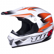 Tuzo Youth XP-7 MX Helmet Orange